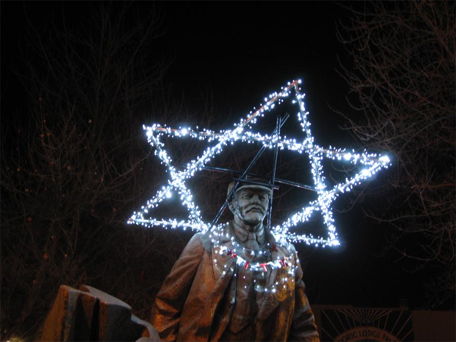 Lenin Shines
